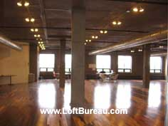 Loft style office space for lease Montreal